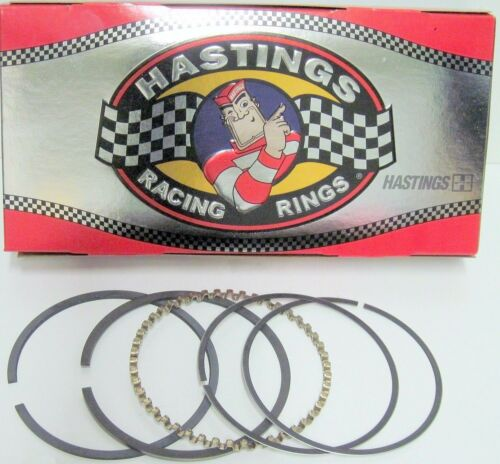 """Chevy 350+Ford 302 Hastings RACE Ductile Moly Rings 1//16-1//16-1//8 .040/"""""""