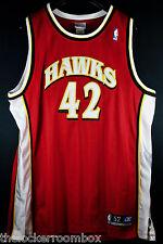 NEW AUTHENTIC Ratliff HAWKS Gr XXL SZ 52 NBA Trikot Basketball Jersey Mutombo