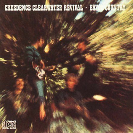 Ccr, Bayou Country, Excellent Import