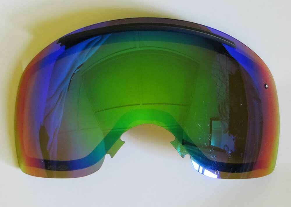 Smith IO7 Green Mirror Replacement Lens