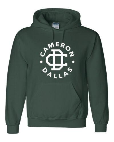 Dallas Cameron youtuber Vine Star  logo  Hoodie Hooded Sweatshirt