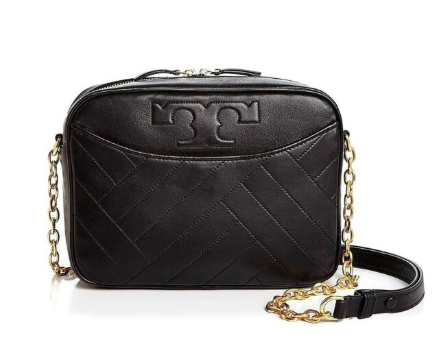 fdf231b54c54 Tory Burch Alexa Ladies Medium Leather Camera Bag 39011001 for sale ...