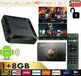 X96Q Mini 4K Android 10 WiFi Smart TV Box with KD 19.0 1G/8G H313 US