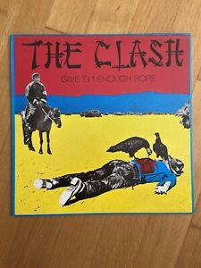 The-Clash-Give-039-Em-Enough-Rope-vinile-OIS-11-01-78-Netherland-CBS