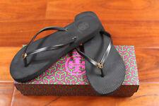 081263311934b item 1 NIB Tory Burch Black Slim Flip Flops Sandals Reva 8 Very Hard to  Find CLASSIC -NIB Tory Burch Black Slim Flip Flops Sandals Reva 8 Very Hard  to Find ...