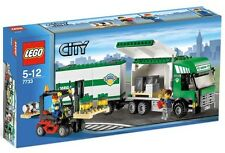 *BRAND NEW* Lego CITY 7733 TRUCK & TRUCKLIFT