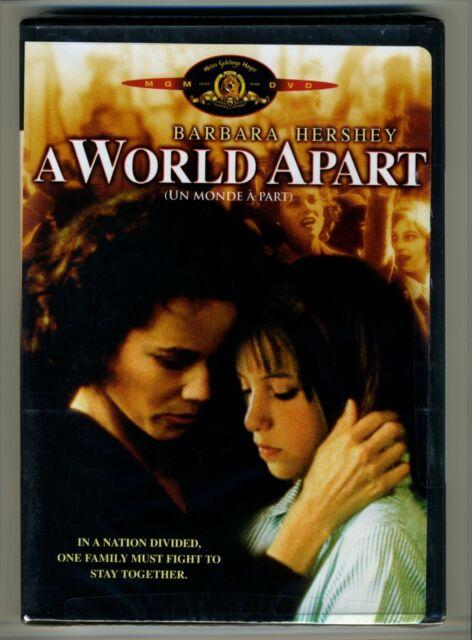 A World Apart / Un Monde A Part (1988) (Bilingual 2005 DVD) NEW