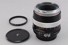 【Mint !!】Voigtlander Apo-Lanthar 90mm F/3.5 SL for Nikon Ai-s ais from Japan 421