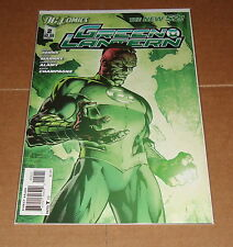Green Lantern #2 David Finch Variant Edition 1st Print Geoff Johns DC New 52