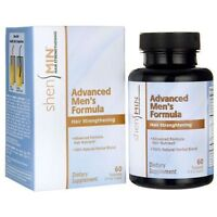 Shen Min Hair Nutrient Advanced Men'S Formula Hair Strengthening 60 Tablets