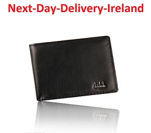 Mens-Faux-Leather-Wallet-Pocket-Coin-Card-Money-Holder-Clutch-Bifold-Slim-Zip