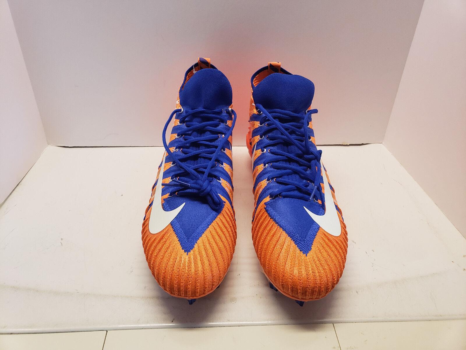 Nike Nike Nike Alpha Menace Elite Florida Gators Orange Football Cleats 877141-418 Sz 16 f8dc2c