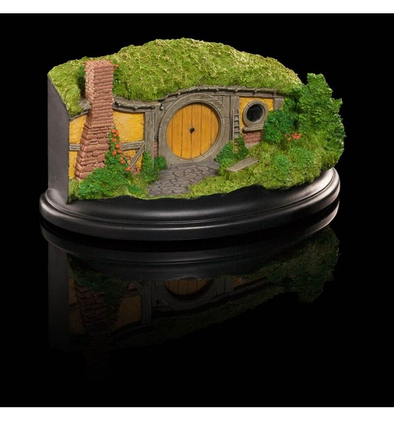 Weta the hobbit a unexpected journey statue 1 bagshot row