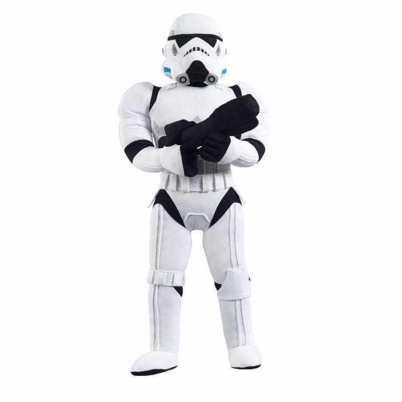 Star - wars - uniform mega - poseable 24  spricht die neue große geschenk