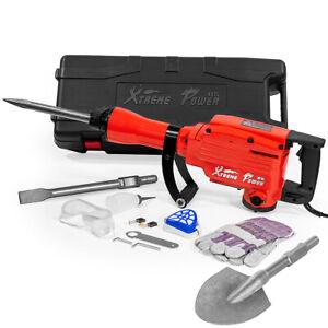 Heavy-Duty-Electric-Demolition-Jack-hammer-Concrete-Breaker-2200-Watt-w-shovel