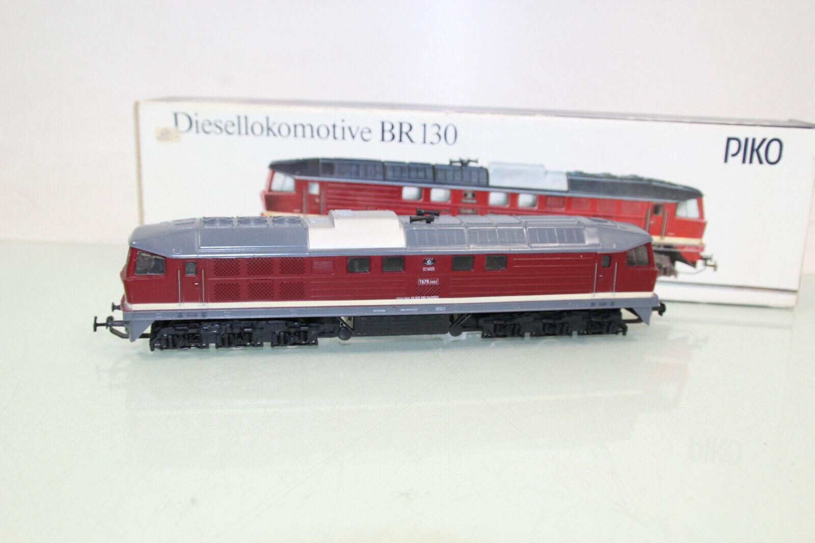 PIKO h0 56010180 Diesel T 679 2002 del CSD molto ben tenuto in scatola originale cl5396