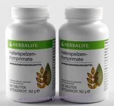2x Herbalife Haferspelzen-Komprimate, 2 x 180 Presslingen (EUR 12,31/100g)