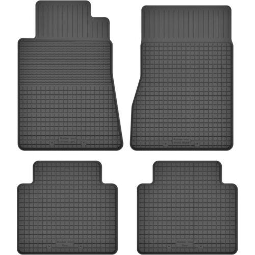 4-partes-set Esteras de goma tapices 1.5 cm del borde-mercedes e-KL w212 2009-2016