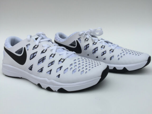 Men s NIKE Train Speed 4 RUNNING   TRAINING Shoes Size 8-12 White 843937 103 2008ef159