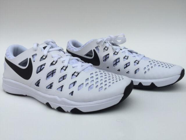 dbfed1cd6cd Men s NIKE Train Speed 4 RUNNING   TRAINING Shoes Size 8-12 White 843937 103