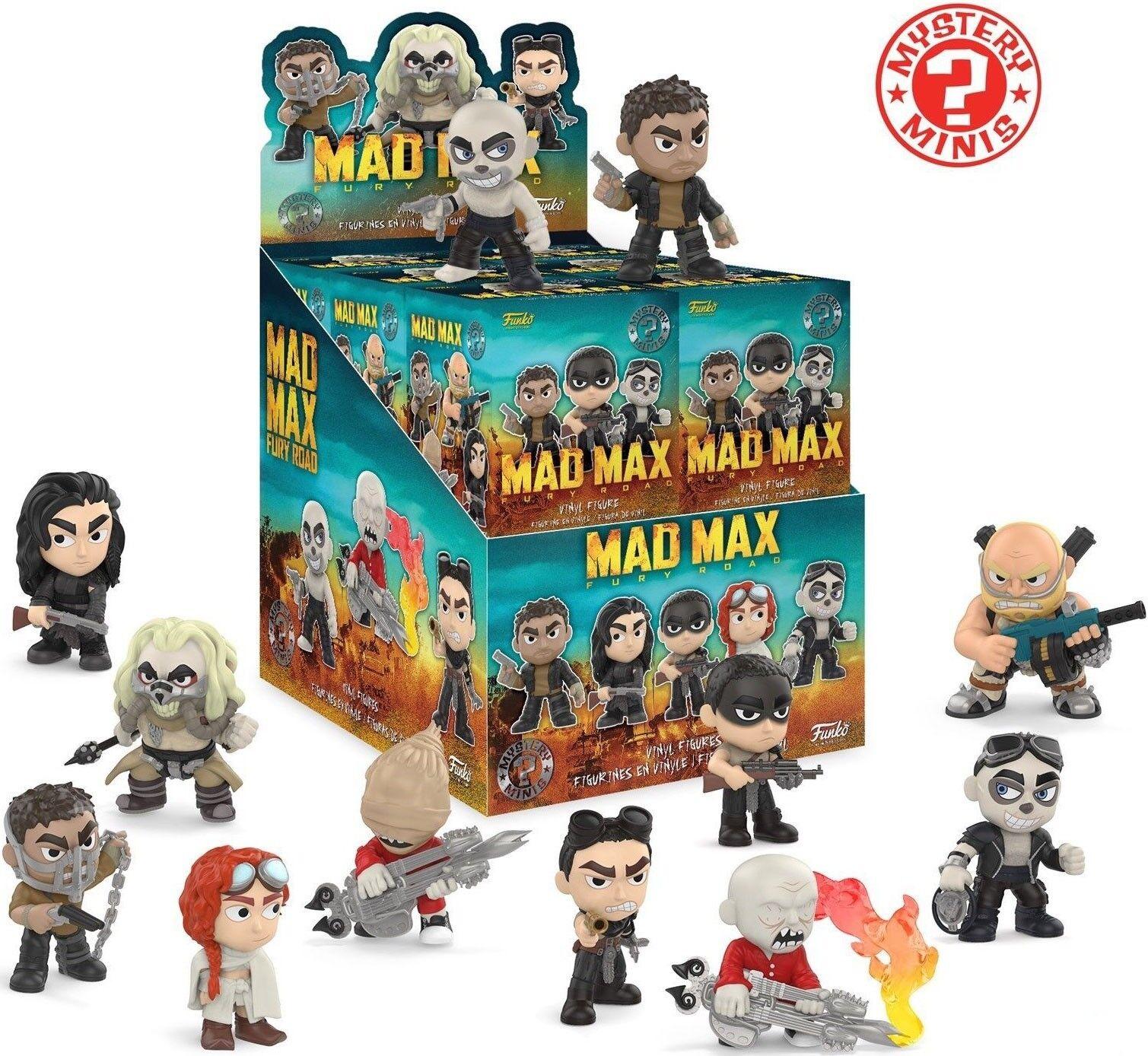 Funko Mystery Minis Mad Max Fury Road Mystery Box
