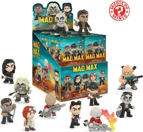 12 Packs Funko Mystery Minis Mad Max Fury Road Mystery Box