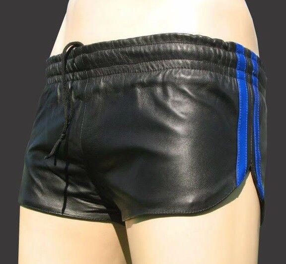 AW-540 awanstar leder sports shorts kurze lederhose lederhose lederhose ledershorts leather shorts 92ecfb
