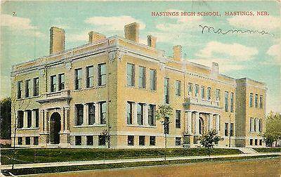19091913  Nebraska Post CardsLincoln NEHastings NE Vintage Post CardsHistorical NE Post CardsEphemera