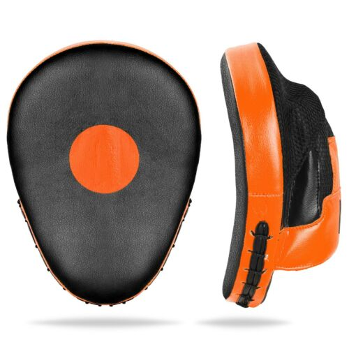 BOXING PADS Focus Hook and Jabs Gloves Coach Strike Punch Kick Training Mitts