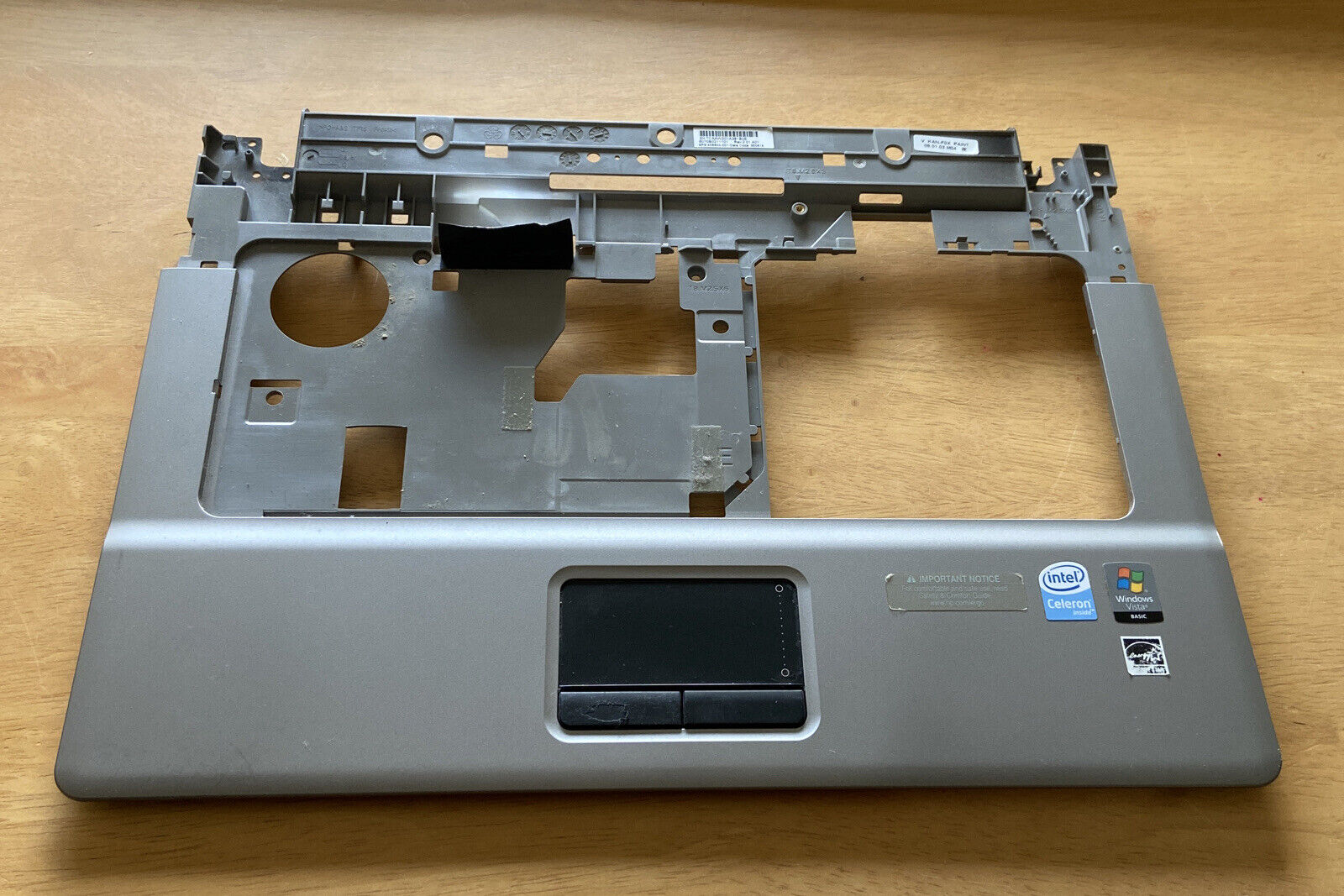 6720s Palmrest and Touchpad for HP Compaq Laptop HP 6720s 456803-001