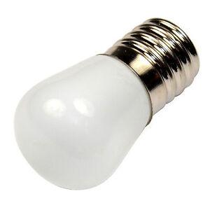 E17 Base Led Bulb For Freezer Fridge Refrigerator