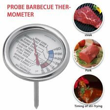 Kitchen Meat Thermometer Stainless Steel Food Cooking BBQ Steak Probe GN