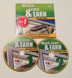 How To Sell On Ebay 4 Hour Ebay Sales Training Course On 2 Dvds Ebay