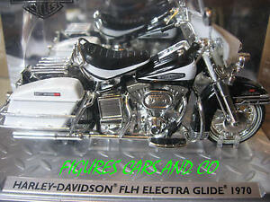 MOTO-1-24-HARLEY-DAVIDSON-FLH-ELECTRA-GLIDE-1970
