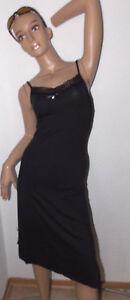 quality products usa cheap sale promo code Details zu LASCANA Damen Nachthemd schwarz Gr. 34 Negligé Nachtwäsche NEU