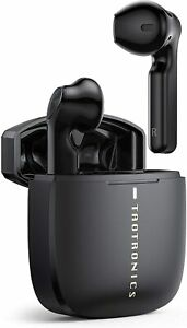 Auriculares inalámbricos, TaoTronics SoundLiberty 92 Bluetooth 5.0 Auriculares Con Cargador Para