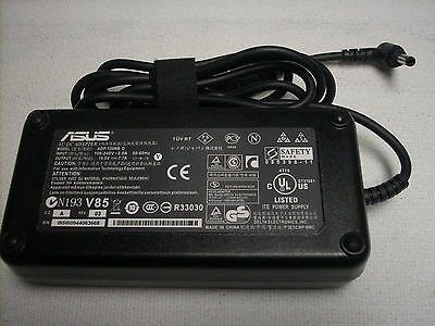 150W AC Adapter For Asus G71V G71GX G71Gx-A2 G71G-X1 G71Gx-X2 Charger Power Cord