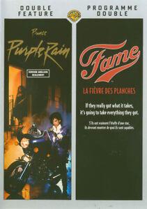 Prince-Viola-Pioggia-Fame-Doppio-Caratteristica-Bi-Nuovo-DVD