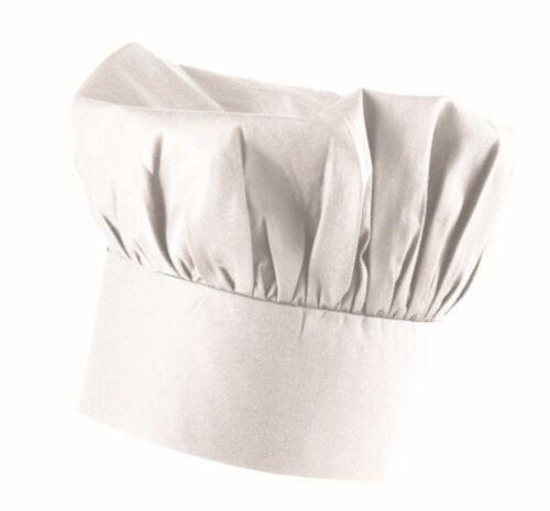 Kinderkochmütze Bistromütze Kochmütze Berufsbekleidung mit Klettverschluß