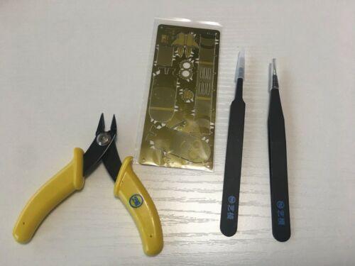 Tool 3+1 DIY 3D Metal Puzzle Assemble Model Kits Laser Cut Jigsaw