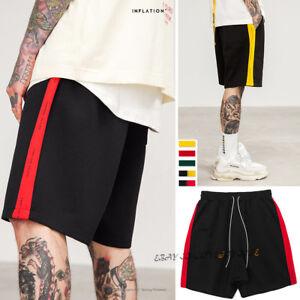 New-Men-039-s-Sports-Shorts-Athletic-Shorts-Casual-Shorts-Football-Basketball-Shorts