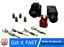 For-Audi-VW-2-Pin-JPT-Plug-Waterproof-Connector-Kit-1J0973802-1J0973702 thumbnail 1