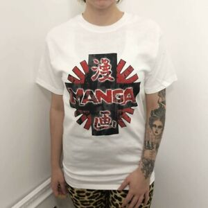Manga Entertainment Vintage Anime Shirt Akira Ghost In The Shell T Shirt Tee Ebay