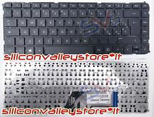 Tastiera Italiana per Notebook HP 4-1118TX 4-1119TU 4-1120ES 4-1120EW