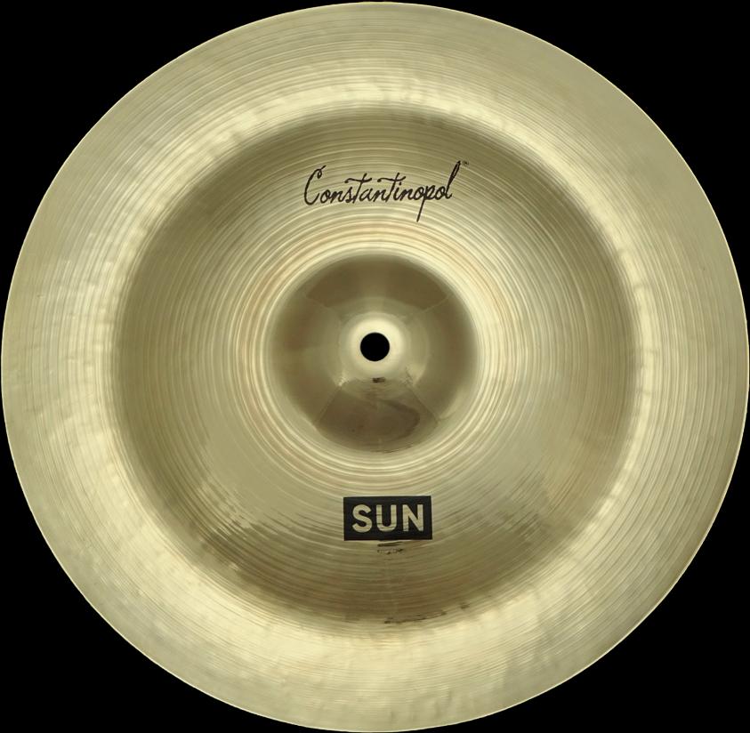 Constantinopol SUN  NA 14  - B20 Bronze - Handmade Turkish Cymbals