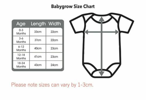 YOUR CUSTOM TEXT HERE PERSONALISED Funny Baby Grow Babygrow Jumpsuit Romper kids