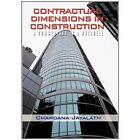 Contractual Dimensions in Construction 9781450274517 by Chandana Jayalath