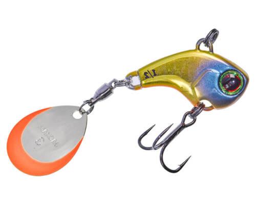 Illex Deracoup Spinner UV Secret Gold BaitFish