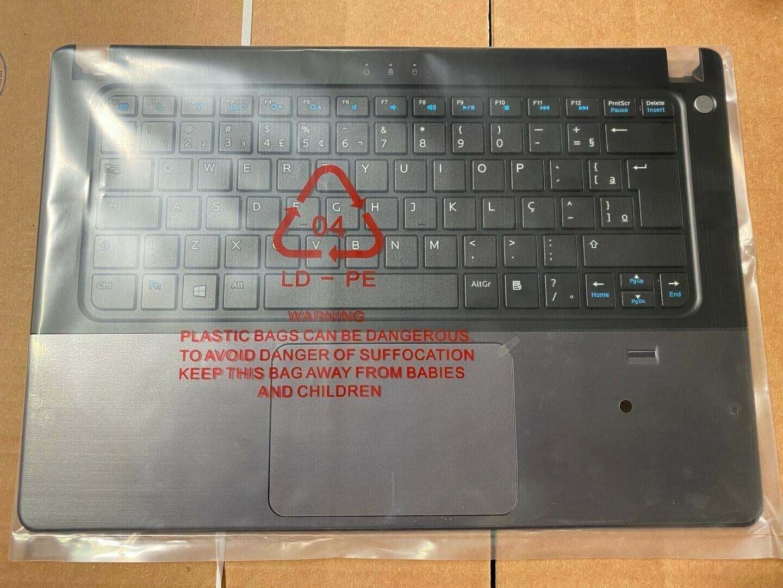 Dell Inspiron 15 7559 Dell Inspiron 7559 Keyboards4Laptops German Layout Black Frame Backlit Black Windows 8 Laptop Keyboard Compatible with Dell 0KF83C Dell NSK-LR0BC