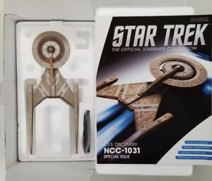 Eaglemoss-Star-Trek-Discovery-U-S-S-Discovery-NCC-1031-XL-Ship-New-IN-STOCK